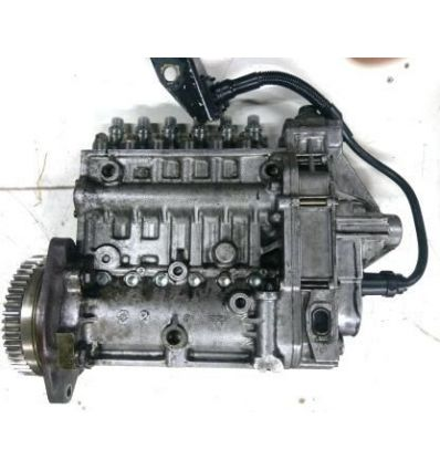 Капітальний ремонт насоса пнвт МАН рядний H тип